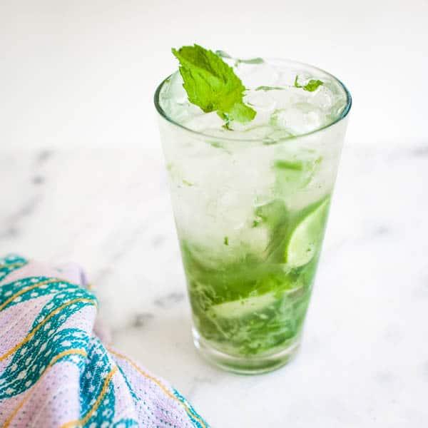 vodka mojito featured image